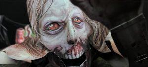 """Blutrünstiges Pop-Up Buch zu """"The Walking Dead"""""""