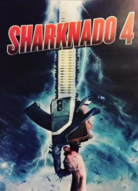 Sharknado 4 juliste