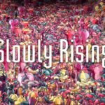 Slowly Rising: If Flora dancing with Fauna