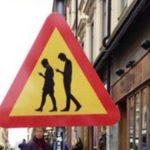 Vorsicht vor Smombies!