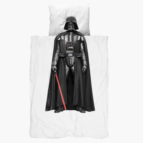 star wars bettw sche schnarchen wie darth vader dravens. Black Bedroom Furniture Sets. Home Design Ideas