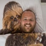 Star Wars sengetøj: Snorken som Darth Vader
