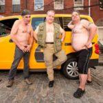 Sexy taxichauffeur Kalender 2016