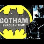 La evolución de la ciudad de Gotham