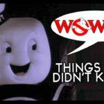 Bezużyteczna wiedza Ghostbusters