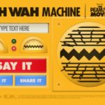 Wah Wah Machine: Speaking as the adults in Peanuts