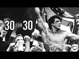 était, quand Rocky 4 avait en effet été tourné?