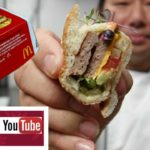 Will it Sushi? Big Mac als Sushi-Rolle