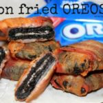 In Speck frittierte Oreos