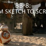 BB-8: De Esboço para Screen