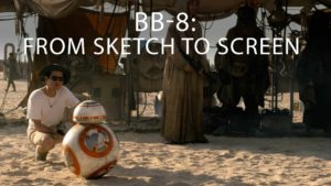 BB-8: From Sketch to Screen