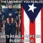 Il capitano Portorico