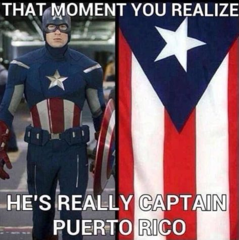 Captain Puerto Rico