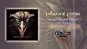 DBD: In Metal We Trust - Primal Fear