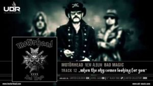DBD: When The Sky Comes Looking For You - Motorhead