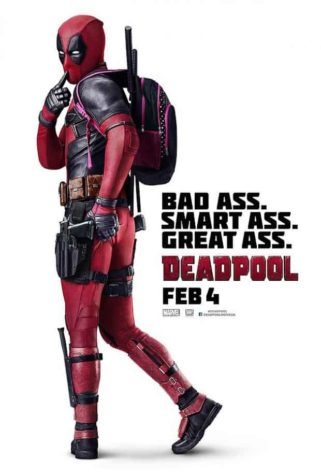 Deadpool - cartaz