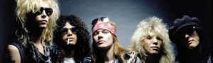 Guns N' Róże zjazdu w Originalbesetzung praktycznie pewnym