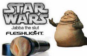 Jabba The Slut: Die dunkle Seite des Star Wars Merchandise