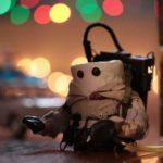 Marshmallow Ghostbuster: Julstämning