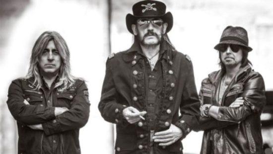 Olemme Motörhead ja soitamme Rock'n'Roll