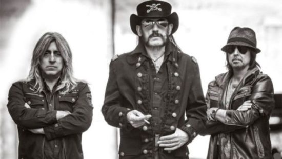 We are Motörhead and we play Rock'n'Roll