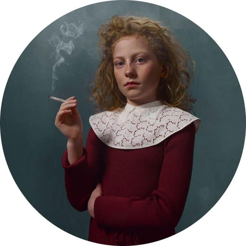 Kinder Smoking