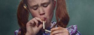 Smoking Kids: Photoshoot shows, how adults influence children