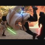 Star Wars Parkour bataille РLe Awakens d̩bit