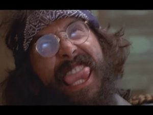 Tommy Chong Guitar Solo