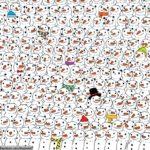 Wer findet den Panda?