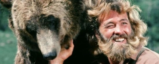"Grizzly Adams: ""Der Mann in den Bergen"" muerto"
