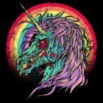 Unicorn Zombi