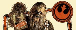Wookiee Cookies: Da wachsen die Haare auf der Brust!