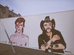 Ace of Space-Tribute to Lemmy and Bowie