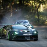 Battledrift: vs Lamborghini. Mustang