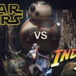 BB-8 vs Indiana Jones