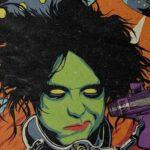 La cura Songs als horror-Comics
