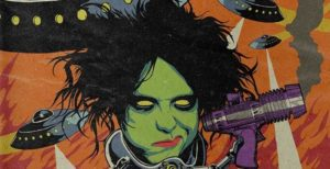 The Cure Songs als Horror-Comics