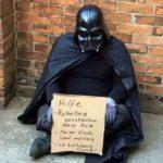 Lo que realmente hace Darth Vader hoy?