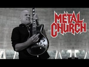 DBD: ingen morgen - Metal Church