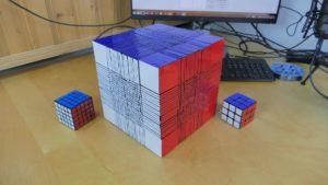 Największy Rubika Świat