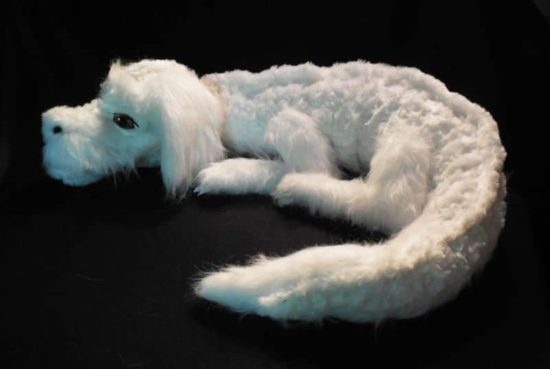 tinker Fuchur from the Neverending Story for itself