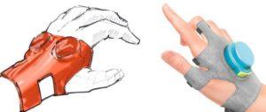 GyroGlove: Kreisel im Handschuh hilft gegen Zittern