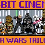 als Star Wars Trilogy Jeu de 8 bits d'origine