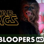 Outtakes des premiers six films Star Wars