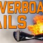 Folk vs. teknologi: hoverboard Fails