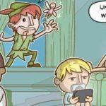 Peter Pan and Millennials