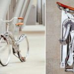 now Bike: Wheel without hub, easy to fold