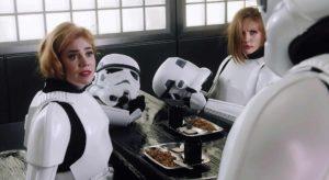 Star Wars: Palina in der Todesstern-Kantine