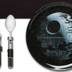 Star Wars Death Star and Hoth placemat